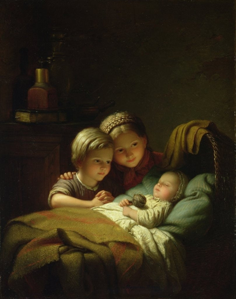 The Three Sisters by Johann Georg Meyer von Bremen