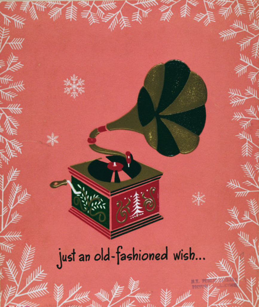 Detail of Just An Old Fashioned Wish by English School