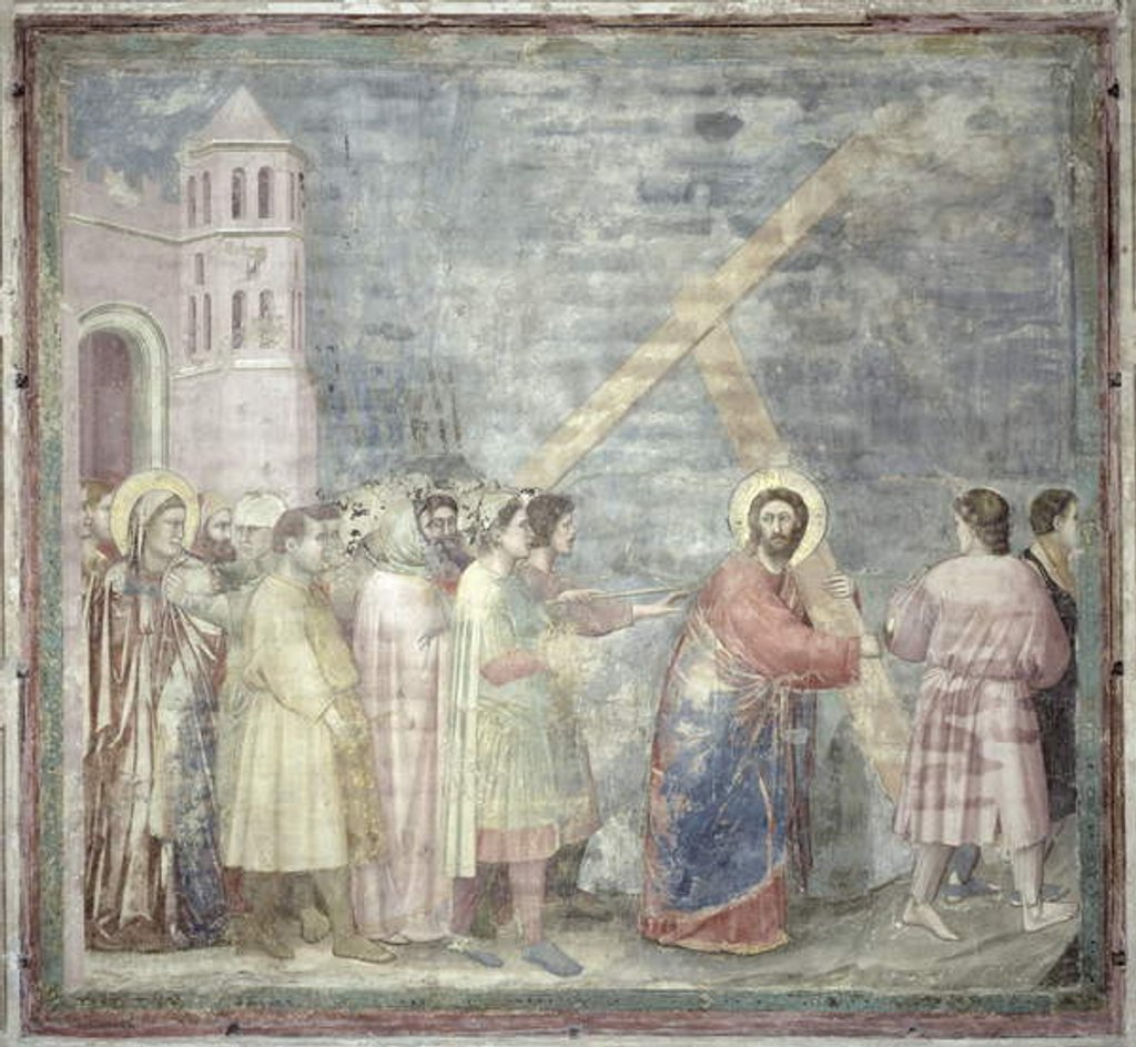 The Road to Calvary, c.1305