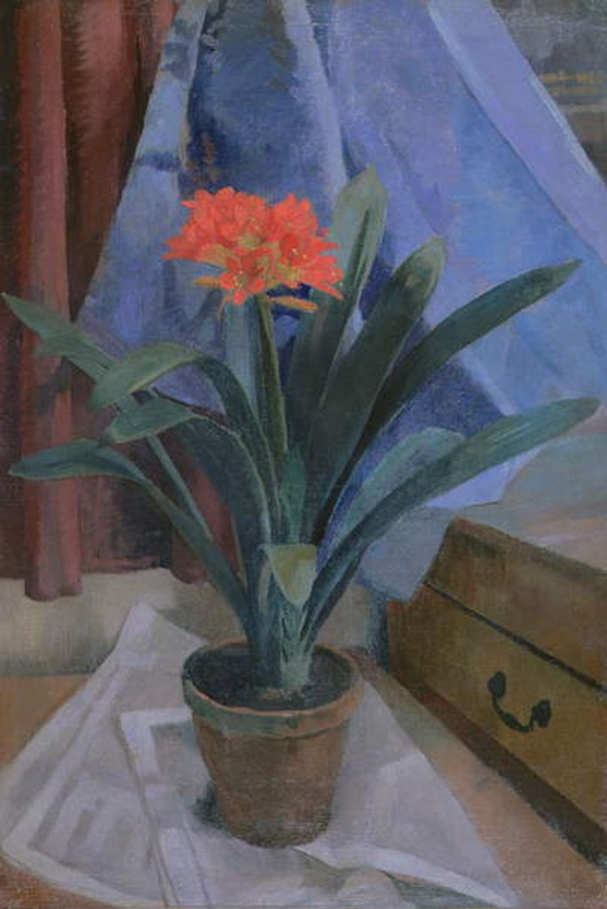 Detail of Clivia, 1917 by Roger Eliot Fry