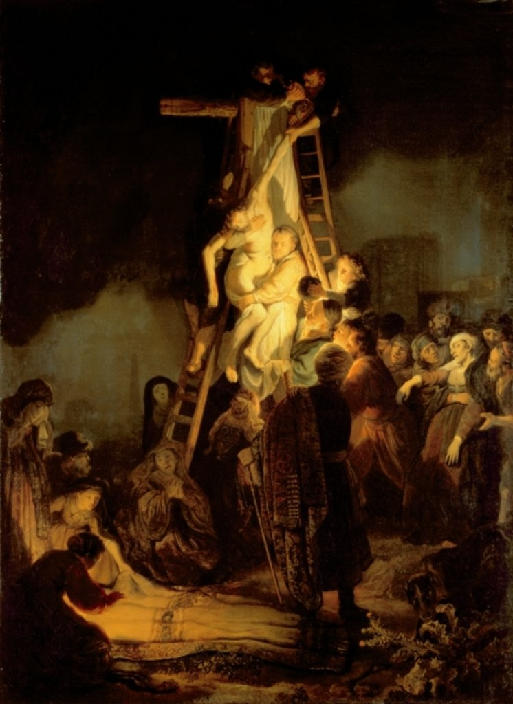The Descent from the Cross, 1634