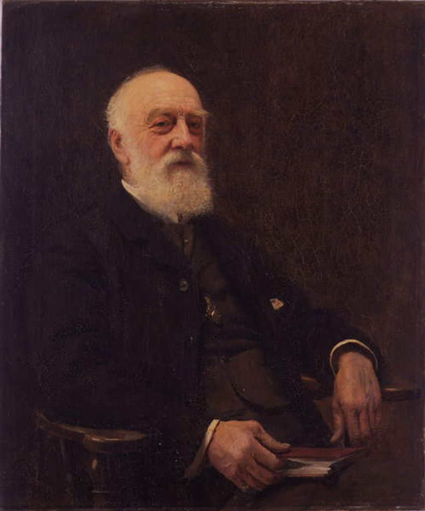Detail of Dr. E.T. Wilson, 1910 by Alford Usher Soord