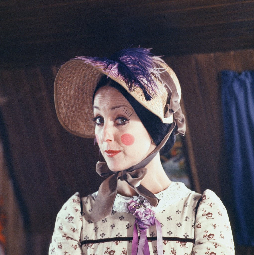 Una Stubb as Aunt Sally by Anonymous