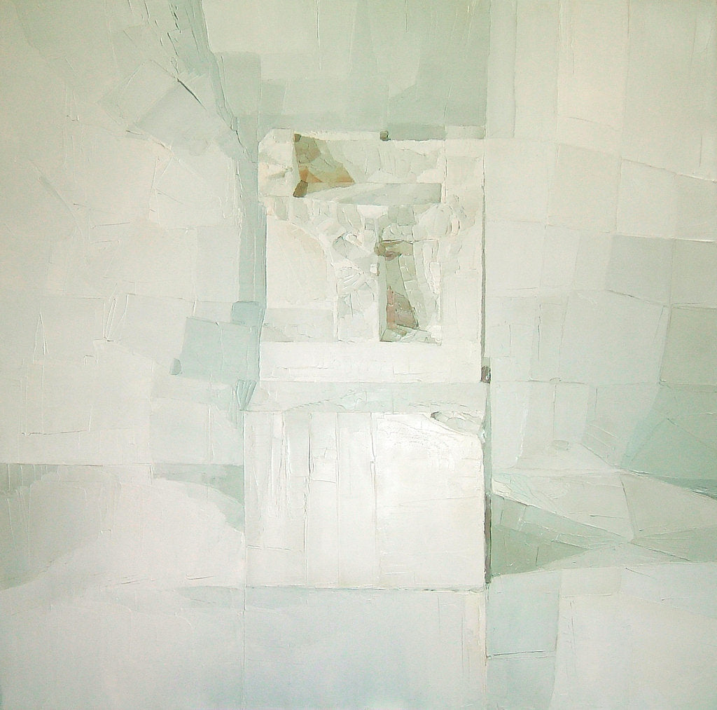 Detail of White by Daniel Cacouault