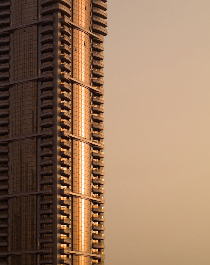 Detail of dubai1 by Wolfgang Simlinger