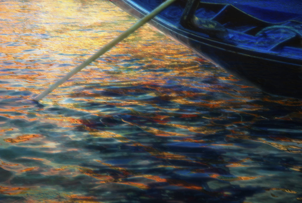 Detail of Magical Venice by Dee Smart