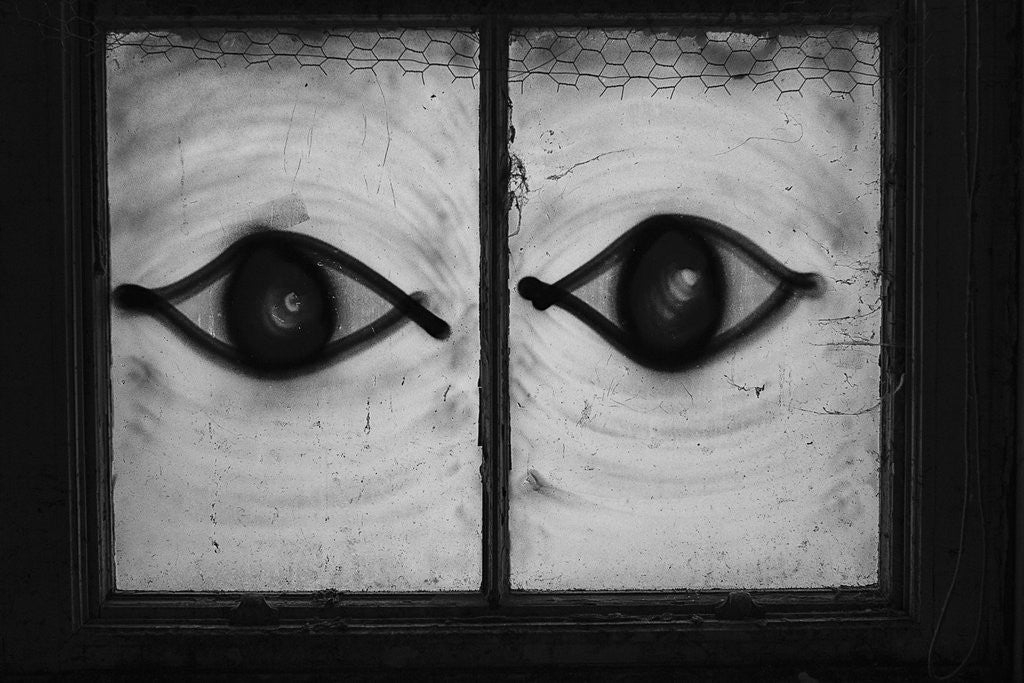Detail of All seeing eyes by SubUrban Images