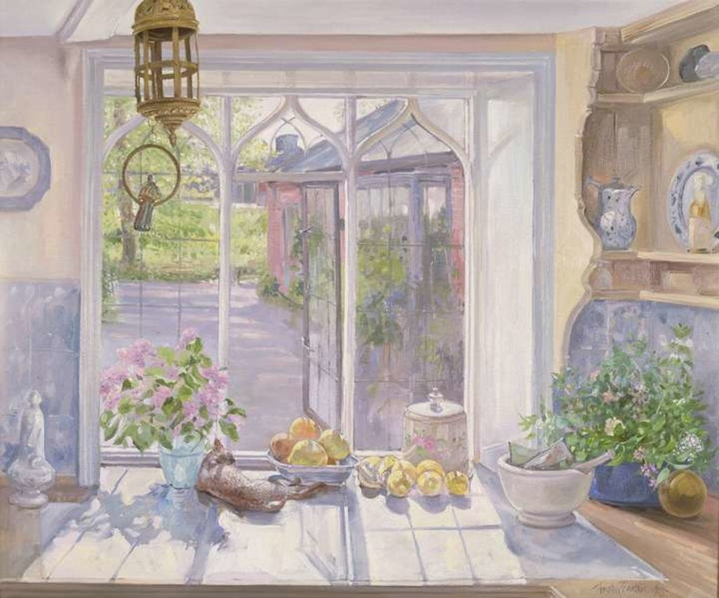 Detail of The Ignored Bird by Timothy Easton