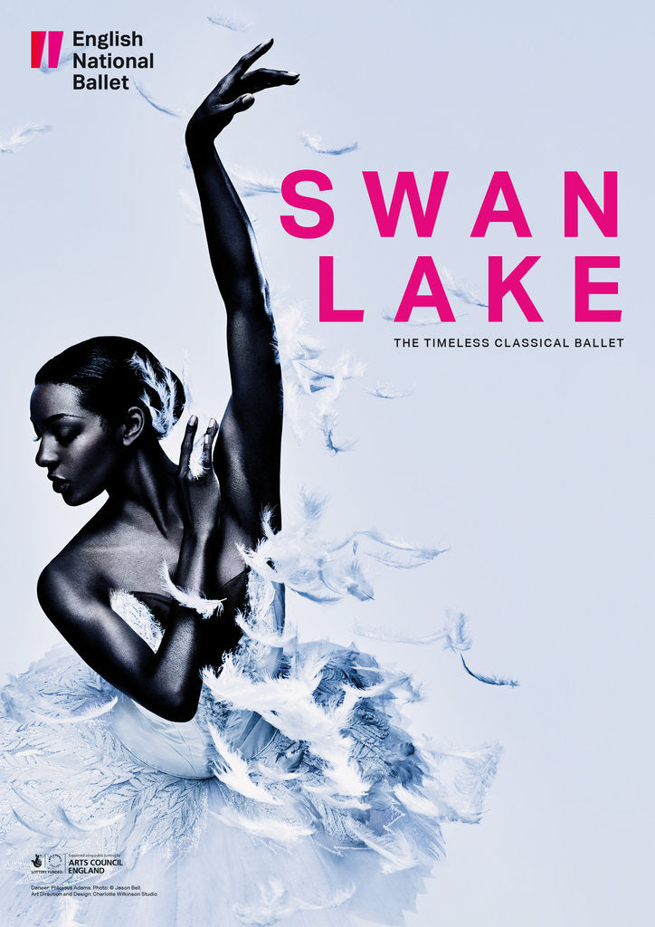 Detail of Swan Lake by English National Ballet