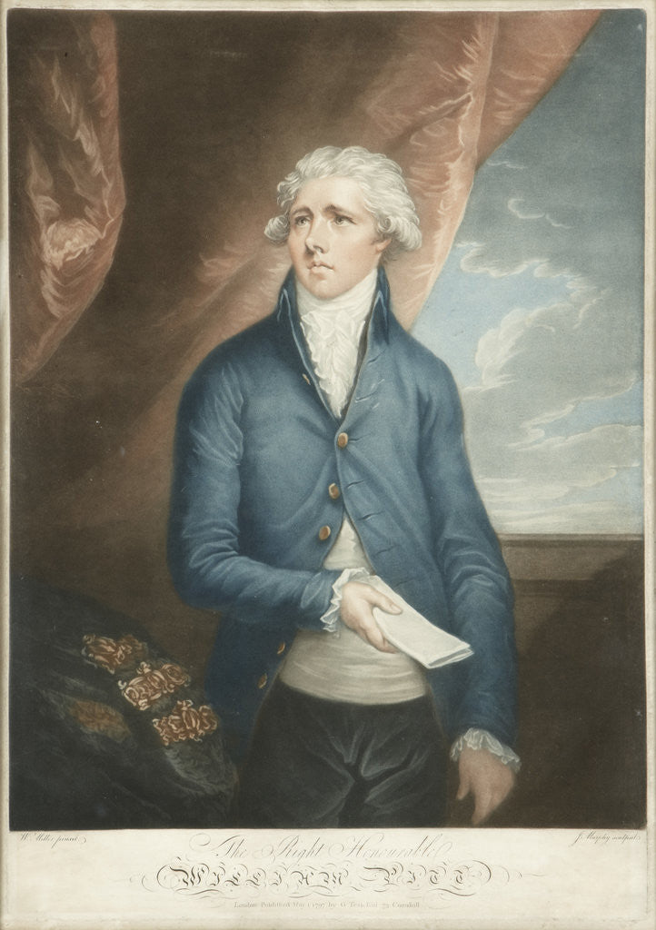 William Pitt, the Younger by John Murphy