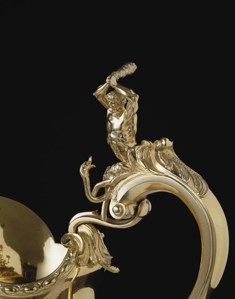 Christening Ewer, the Crown Jewels by Unknown