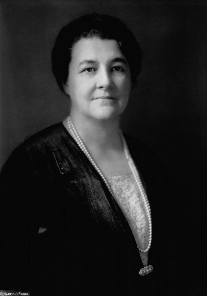 Detail of Congressional Representative Mary Teresa Norton by Corbis