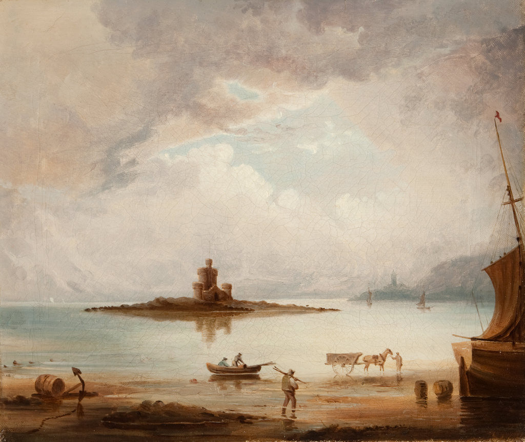 Detail of Douglas Bay by Anonymous