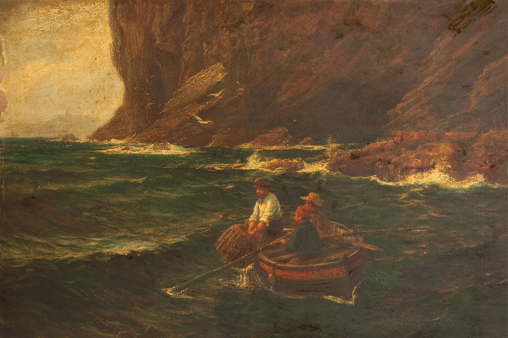 Off the Manx coast by John Holland