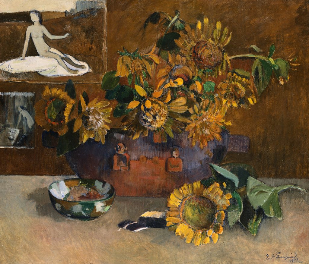 Detail of Still Life with