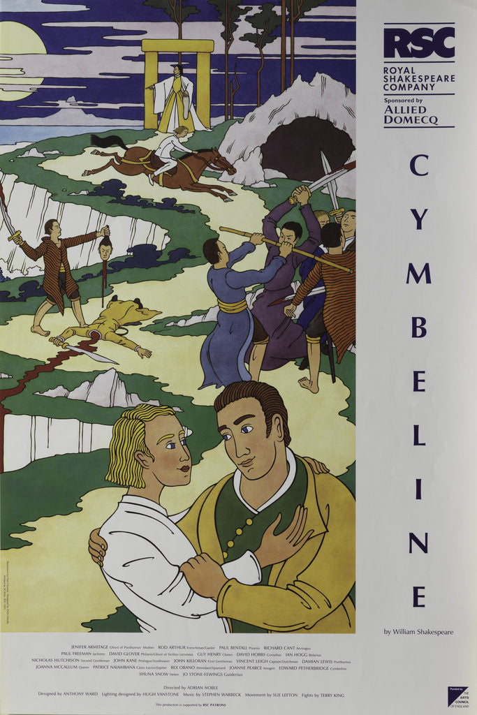 Cymbeline, 1997 by Adrian Noble
