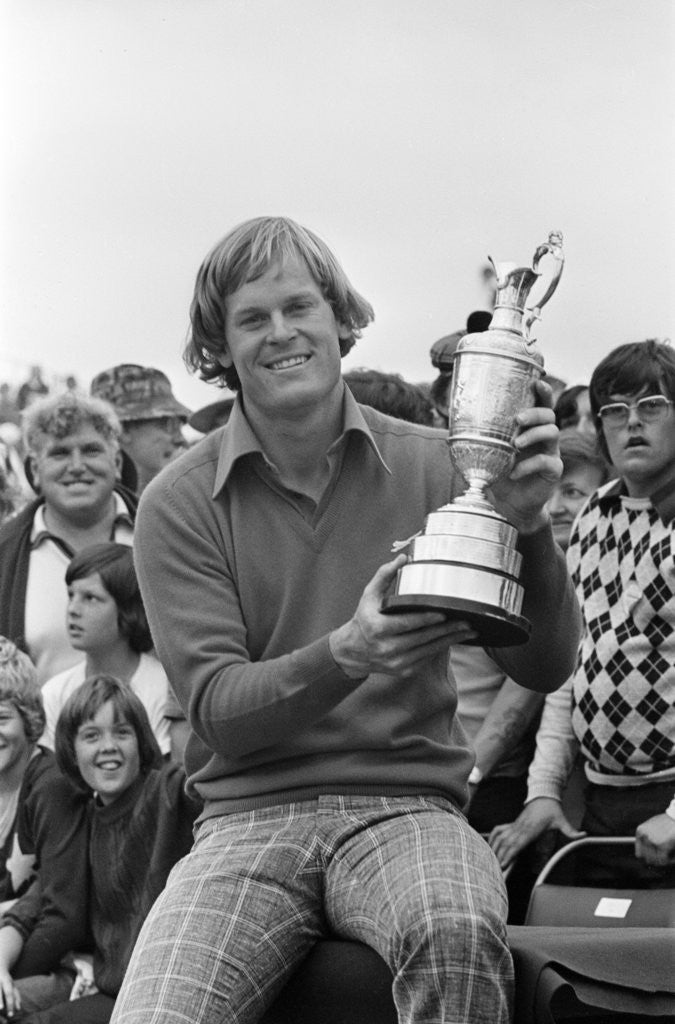 Detail of British Open 1976 by Sunday People