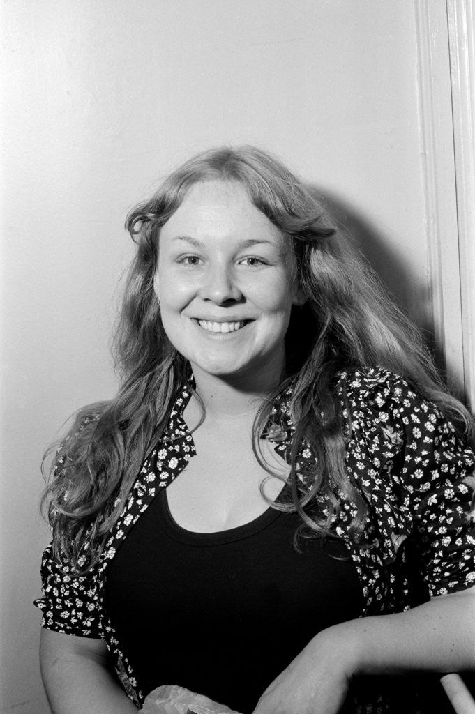 Detail of Sandy Denny by Bela Zola