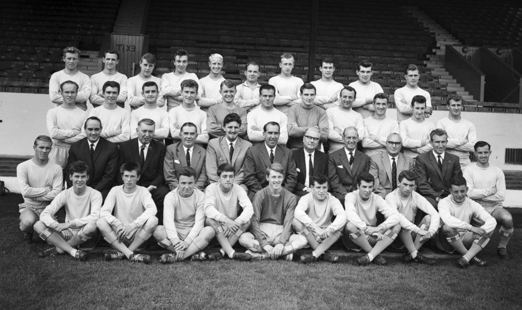 Detail of Coventry City 1963 by Daily Herald