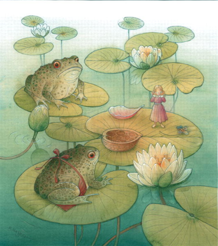 Detail of Thumbelina 07, 2005 by Kestutis Kasparavicius
