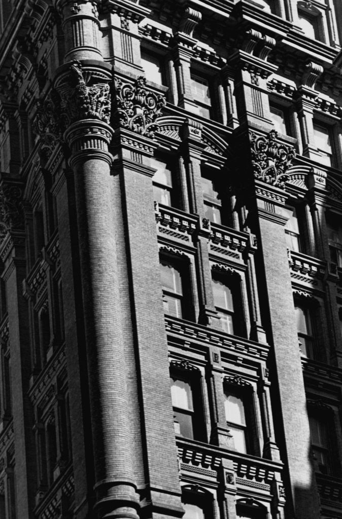 Detail of Exterior Detail of the Potter Building by Corbis