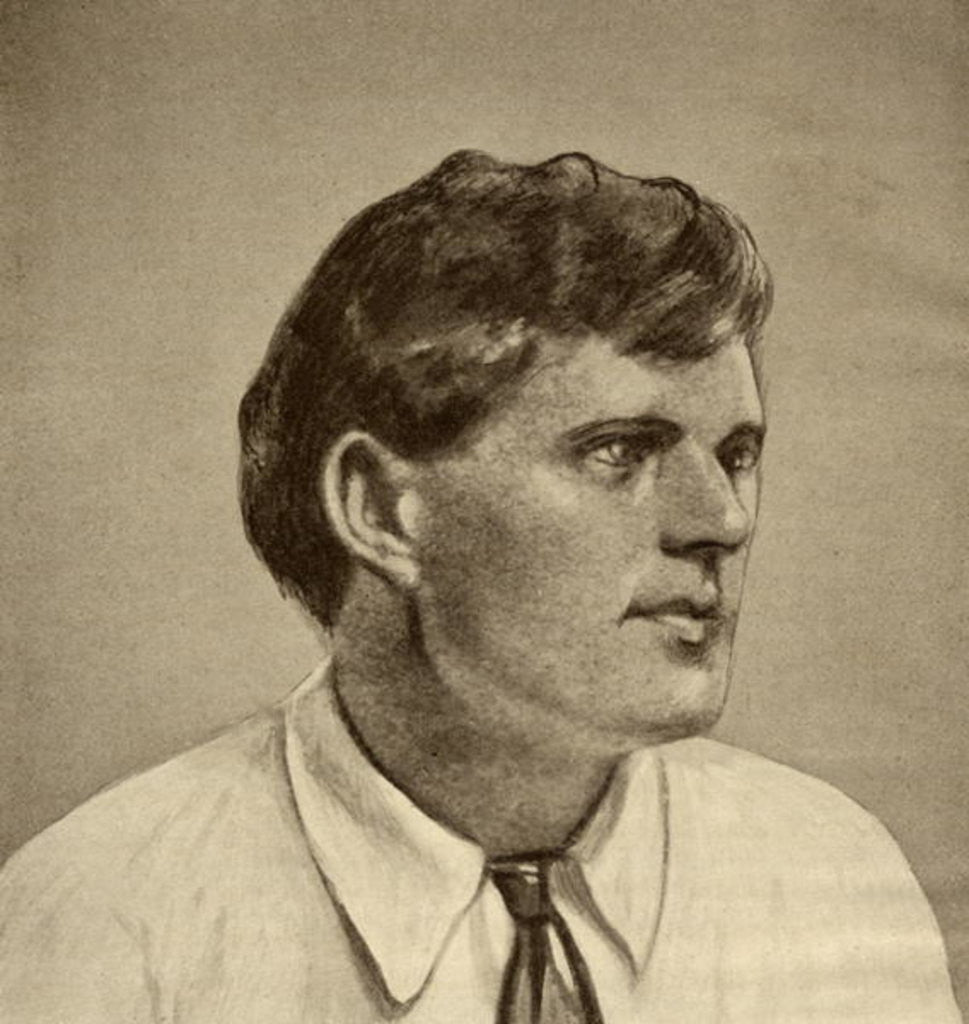Jack London by English School