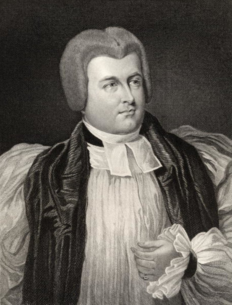 Robert James Carr, Bishop of Chichester and Worcester