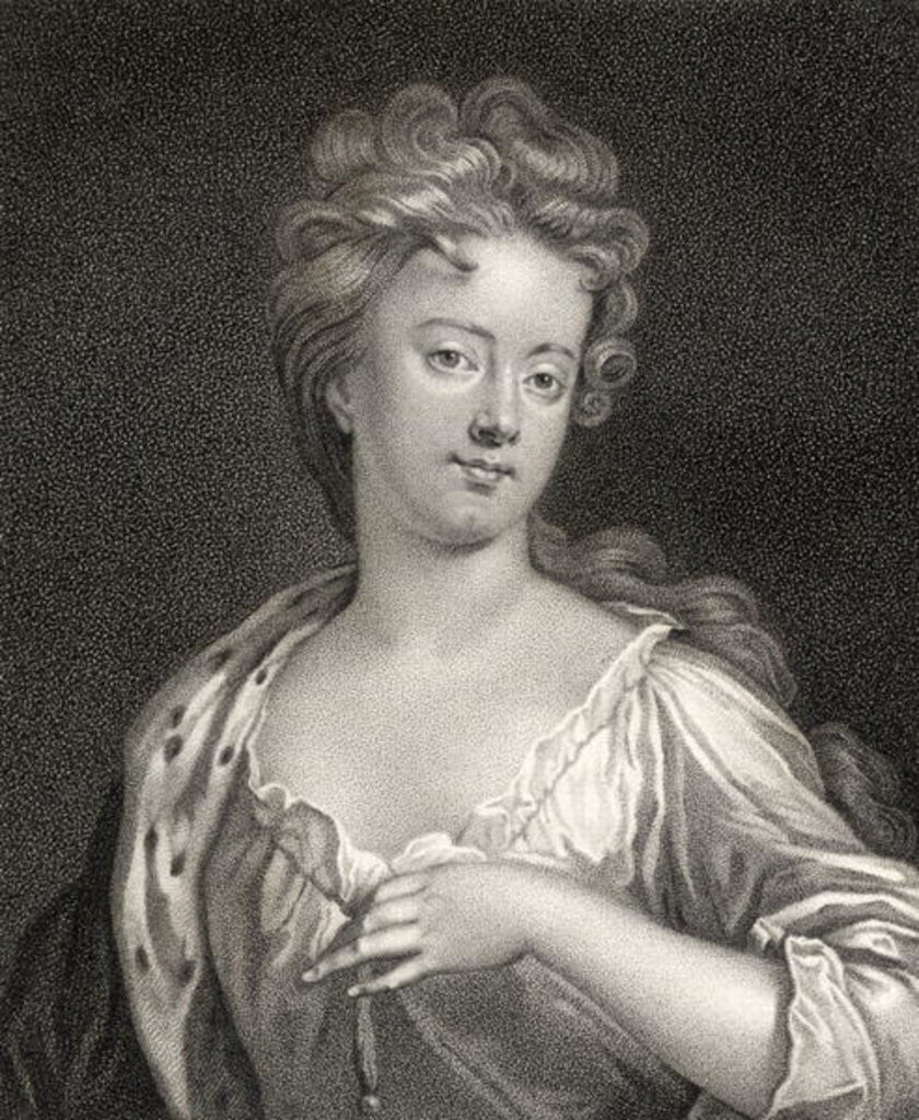 Detail of Sarah Jennings by English School