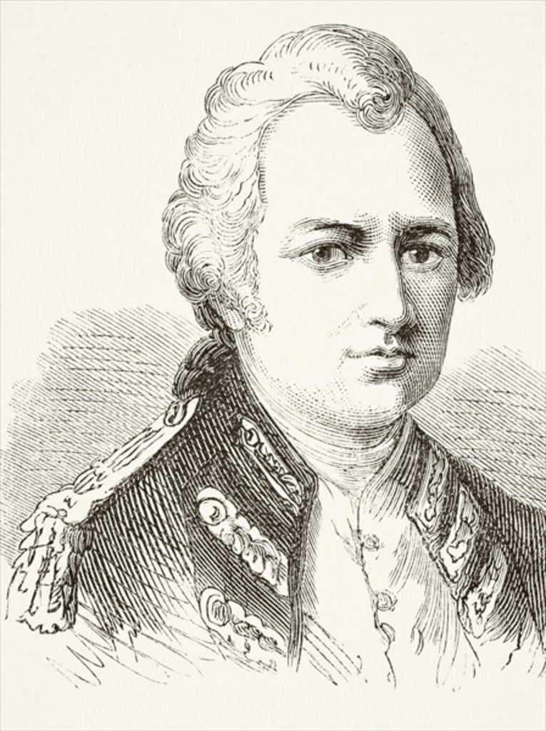 Robert Clive, 1st Baron Clive of Plassey by English School