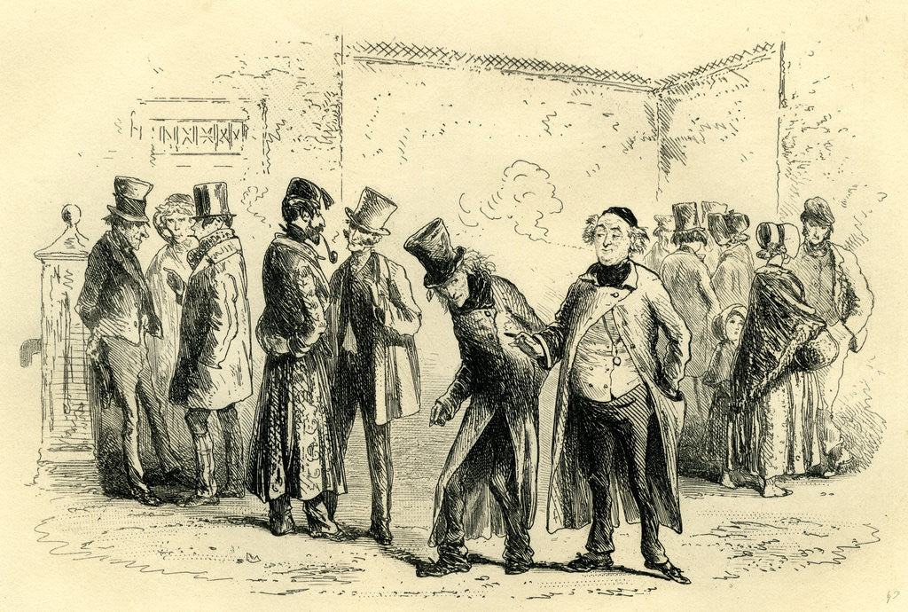 Little Dorrit the Brothers by Anonymous