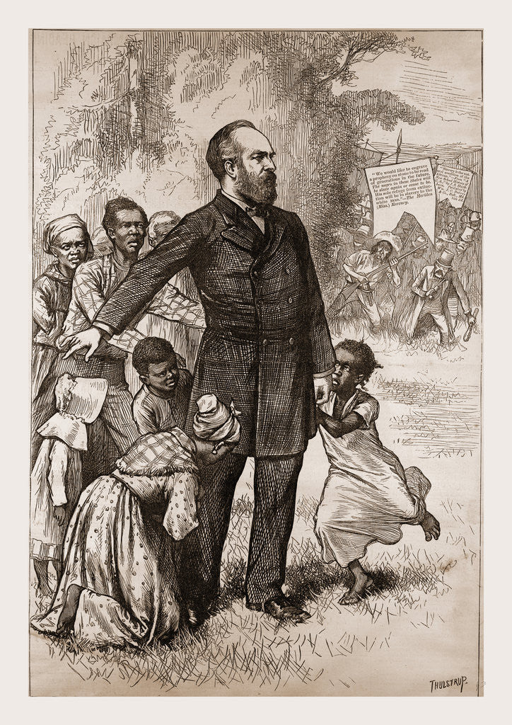 The Friend of the Freedmen, 1880