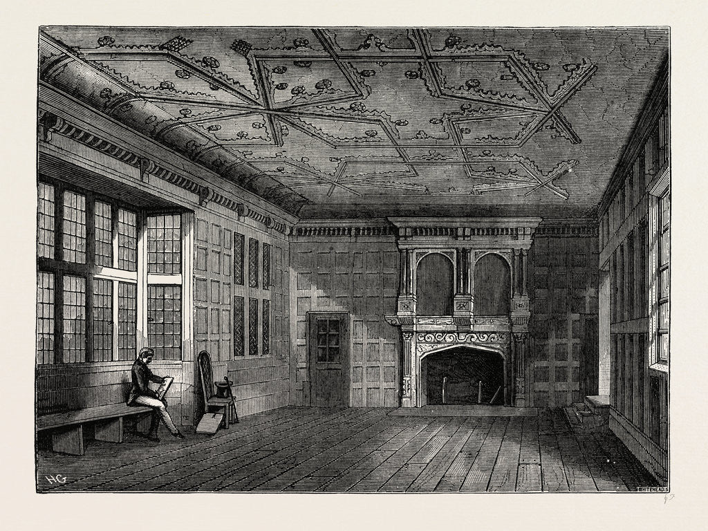 The Star Chamber, 1836