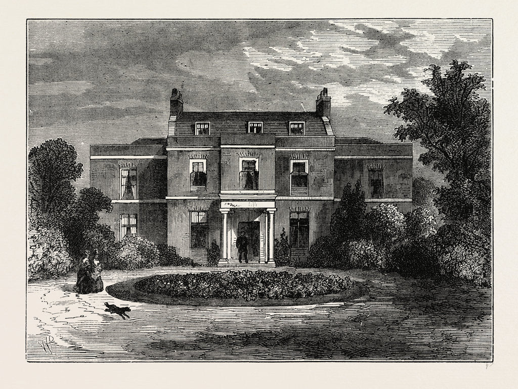Earl's Court House