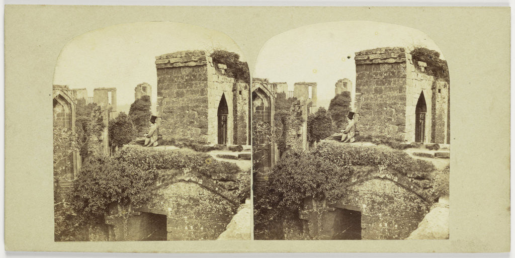 Detail of Kenilworth Castle UK by Anonymous