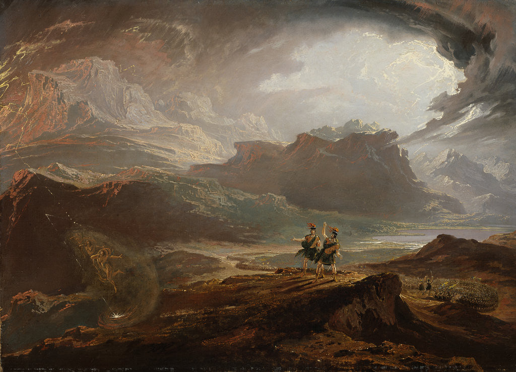 Macbeth by John Martin