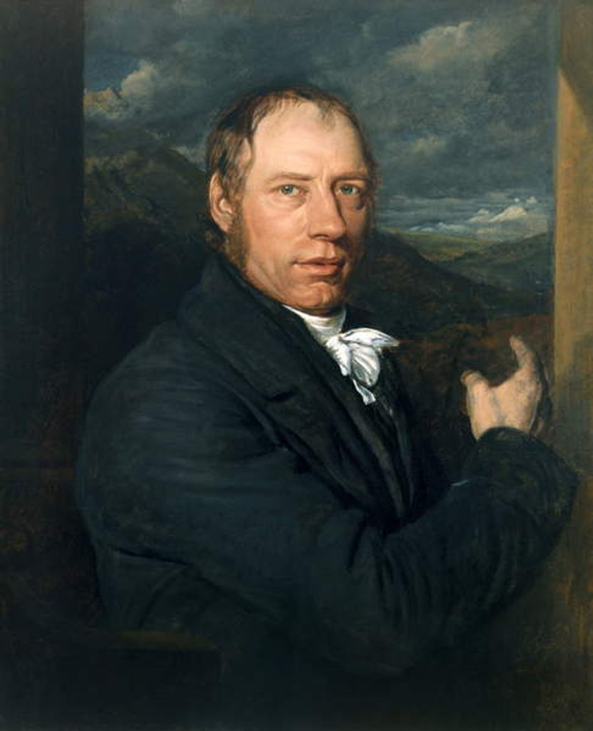 Detail of Richard Trevithick 1816 by John Linnell