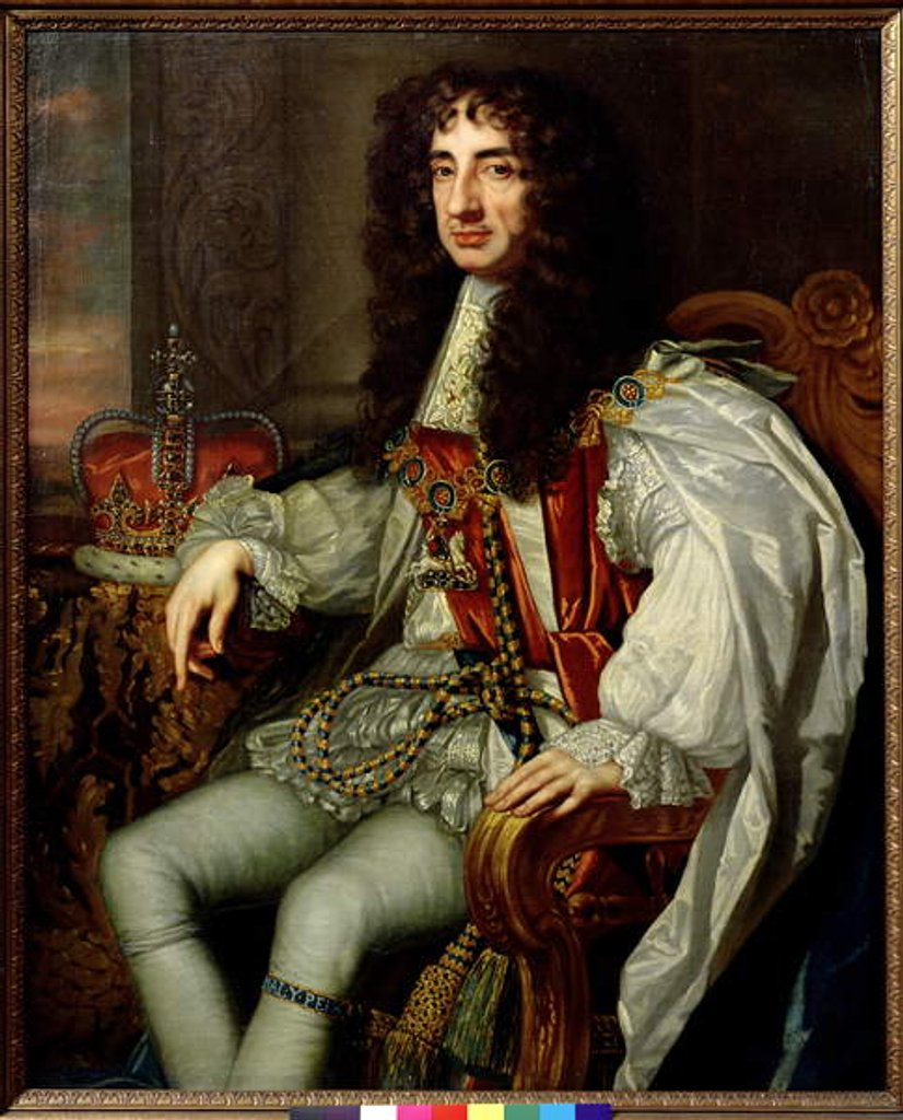 King Charles II by Peter Lely