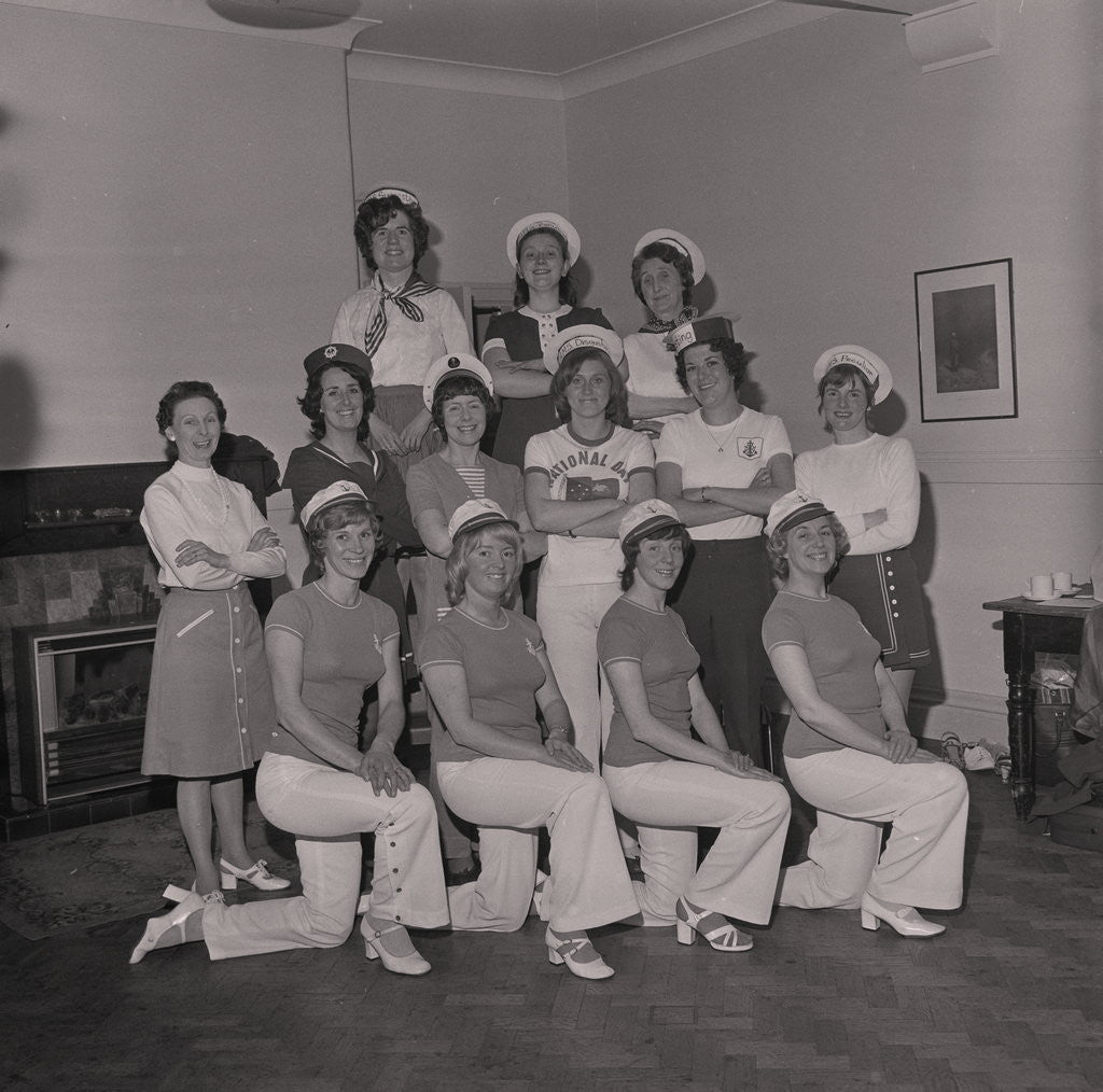 Entertainers at St George's Hall by Manx Press Pictures