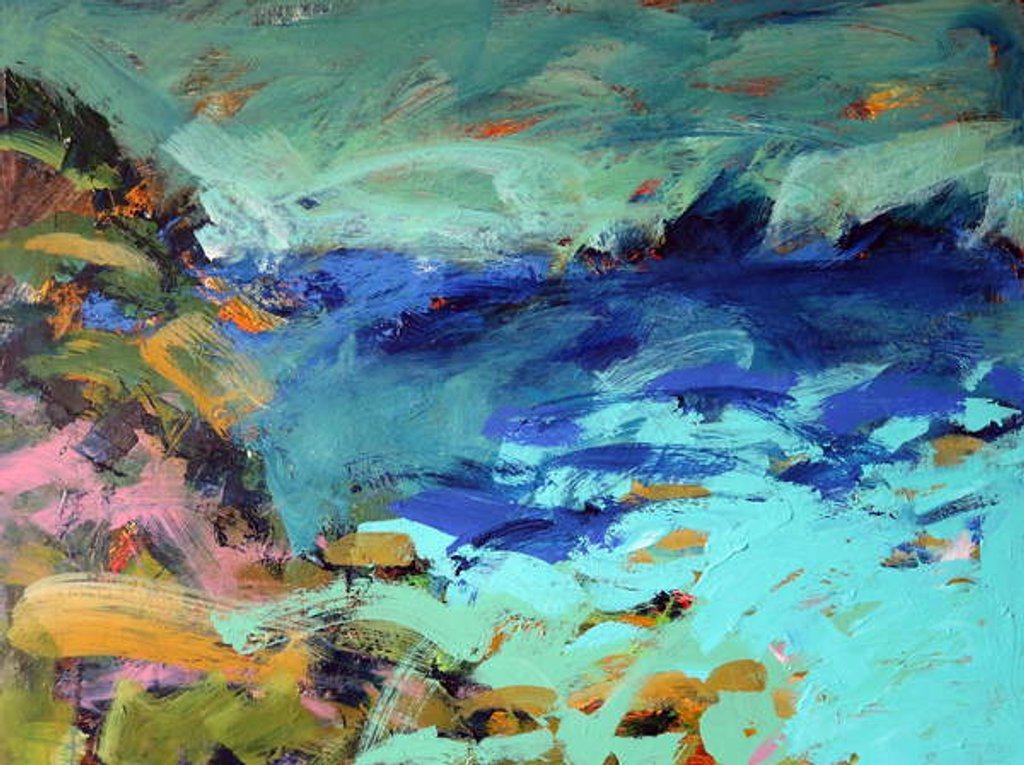 Detail of Priests Cove by Paul Powis
