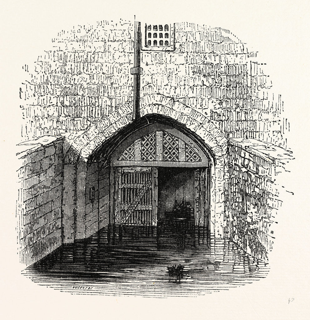 Traitor's Gate, Tower, London