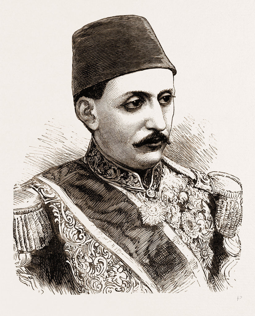Mourad V., Sultan Of Turkey
