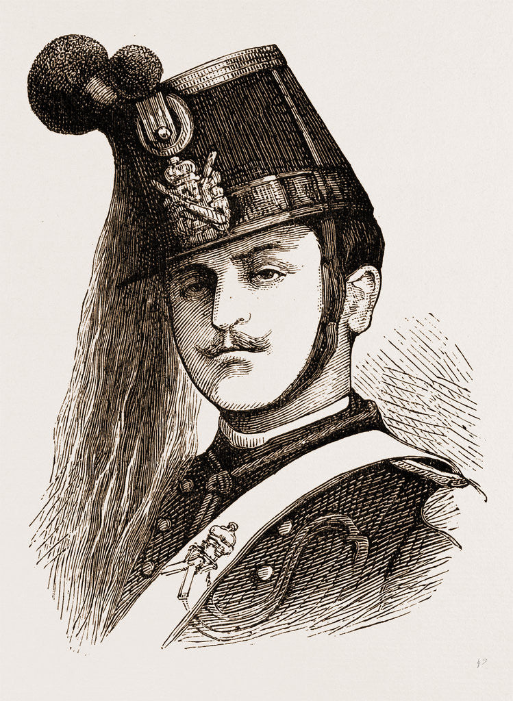Detail of Italian Soldier by Anonymous