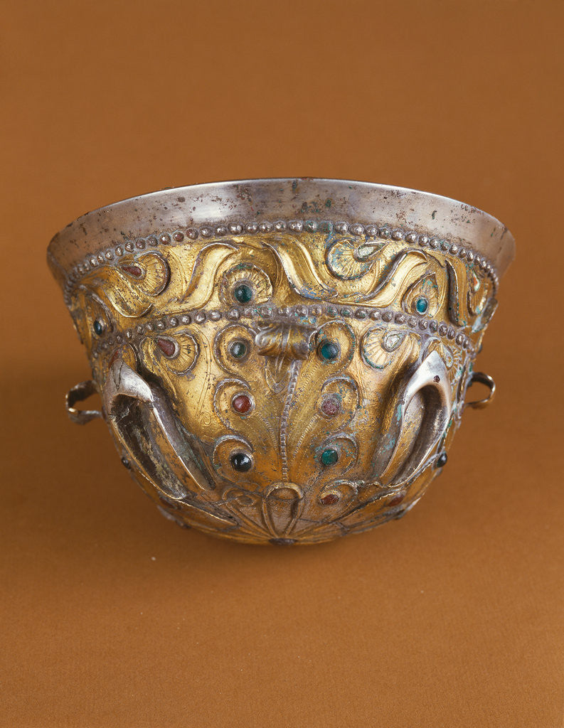 Detail of Drinking Cup by Anonymous