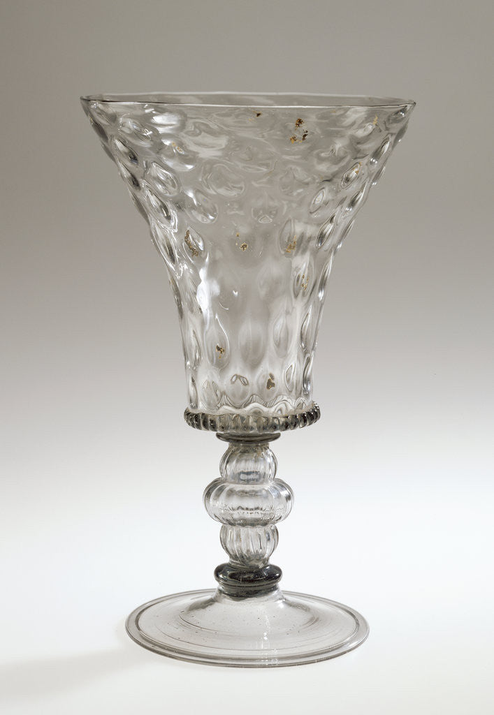 Detail of Goblet by Anonymous