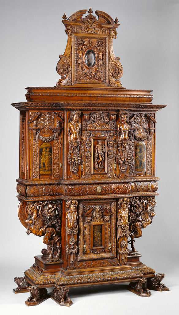 Detail of Cabinet by Anonymous