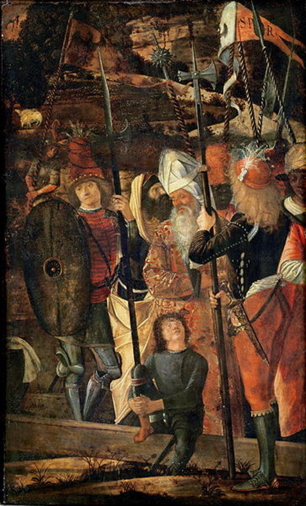 Group of Orientals, Jews and Soldiers, 1493-95