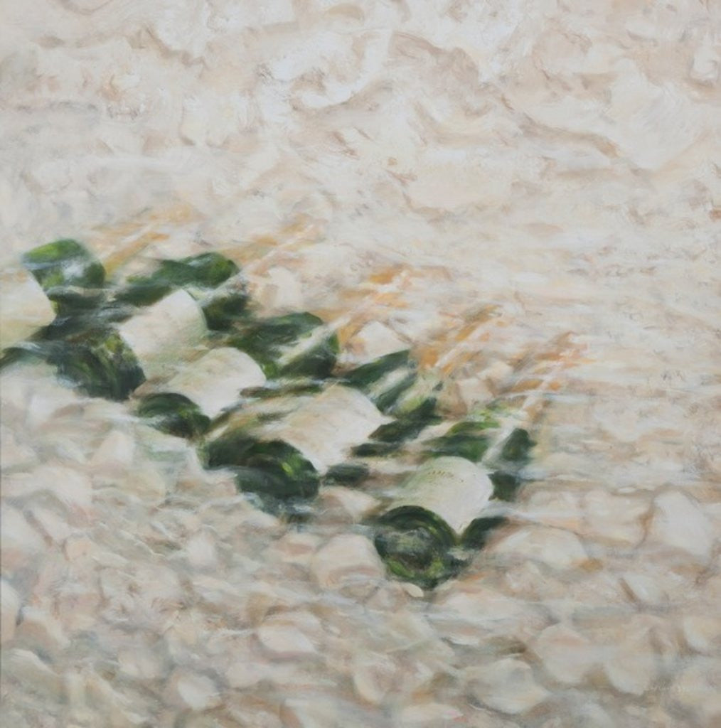 Detail of Champagne Cooling by Lincoln Seligman