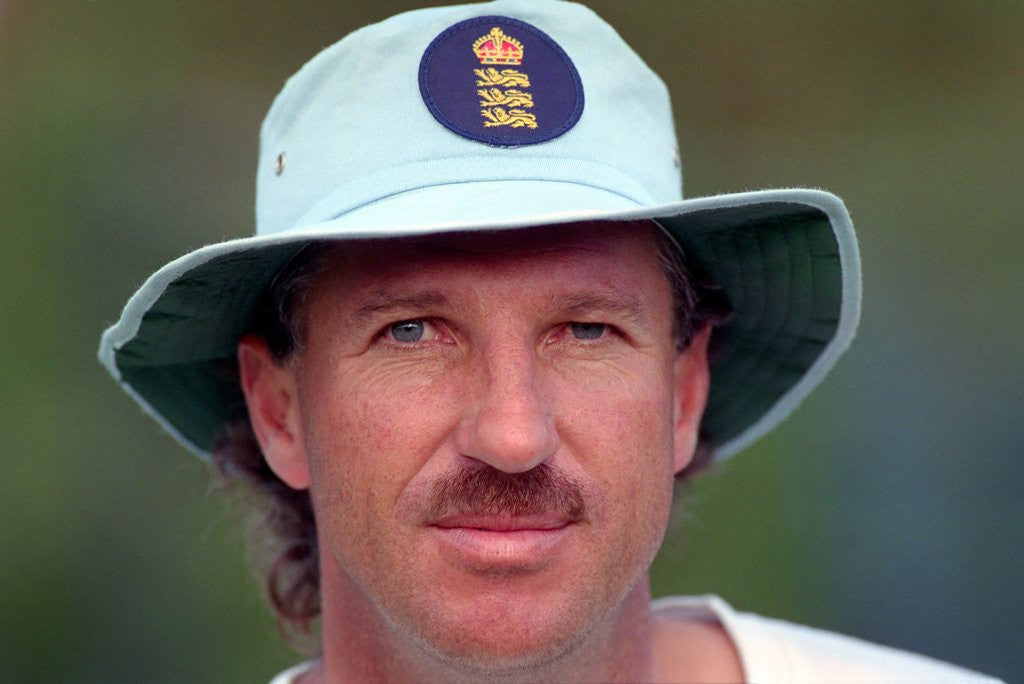 Detail of Cricket World Cup 1992 - Australia: Ian Botham by Anonymous
