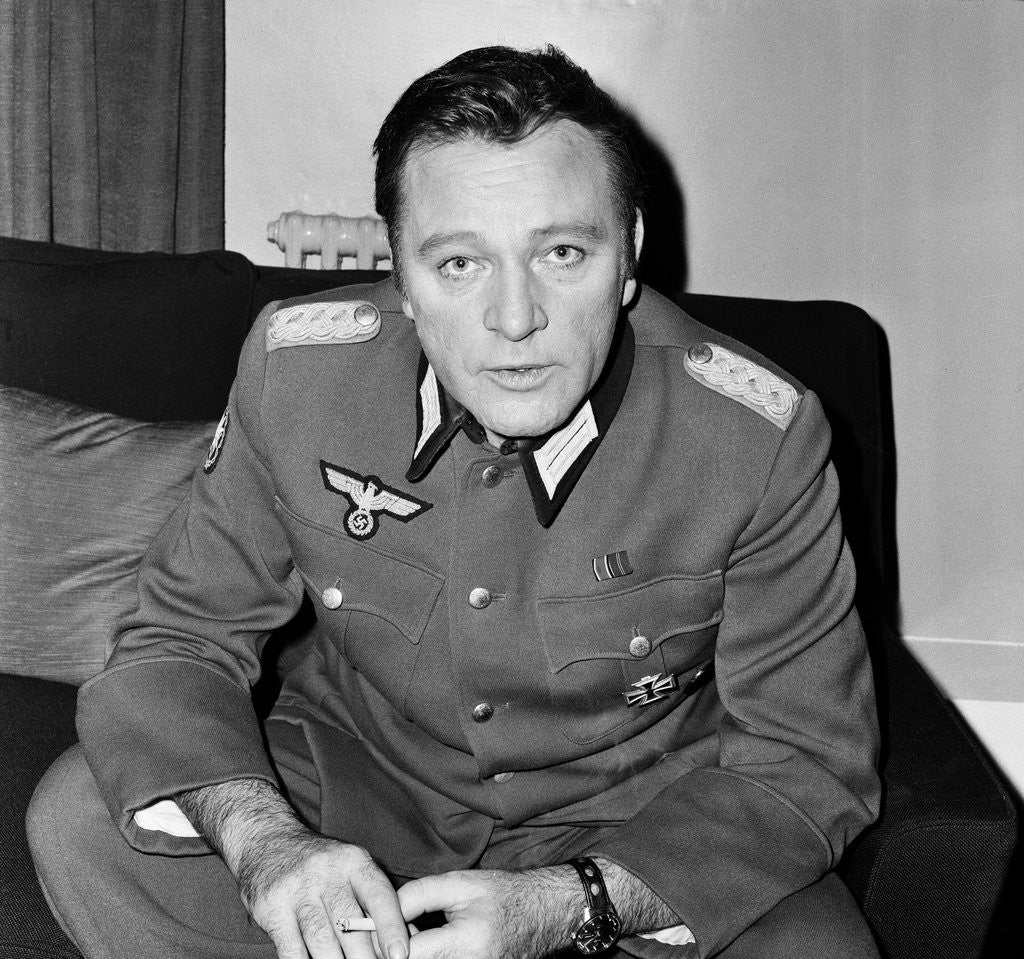 Detail of Richard Burton by Staff