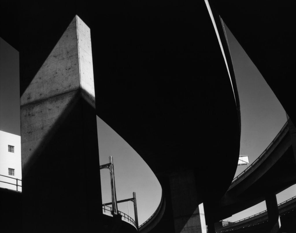 Detail of Freeway Ramps by Corbis